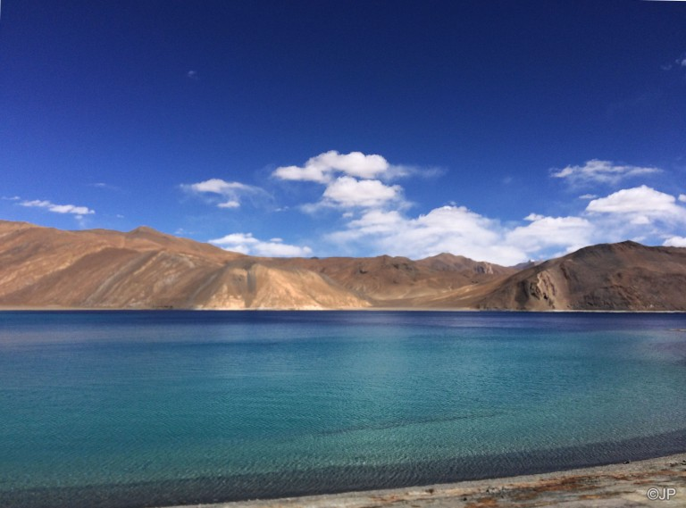 Colours of Pangong