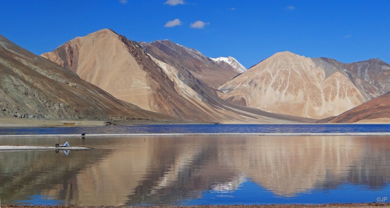 Lazy Days by Pangong Tso