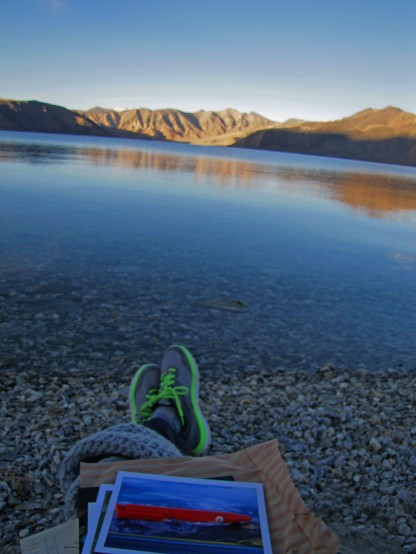 Post Card by Pangong