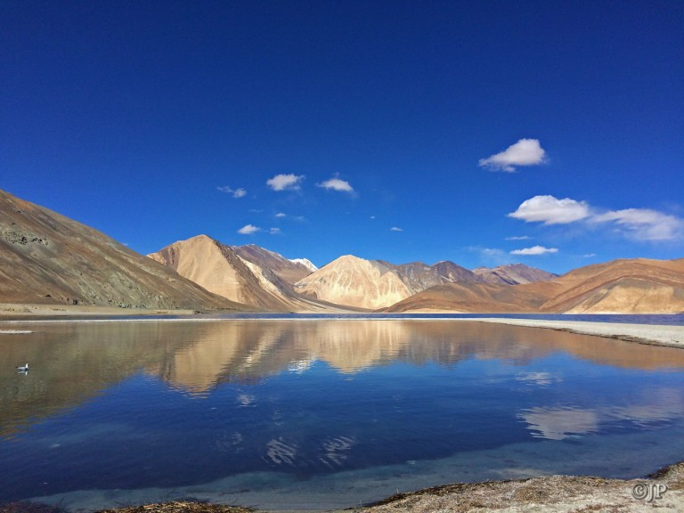 Shooting Point Pangong Tso