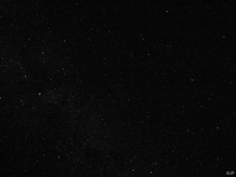 Stars at Pangong